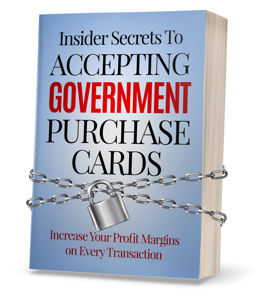Reduce Interchange Fees Associated for Accepting Government Purchase Cards